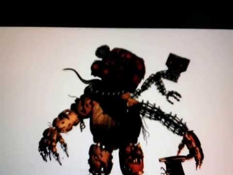 Nightmare phantom golden Freddy song Just Gold