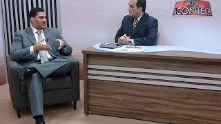 Band: Diógenes Dantas entrevista Luciano Ramos, procurador-geral do MP junto ao TCE (MPjTCE)