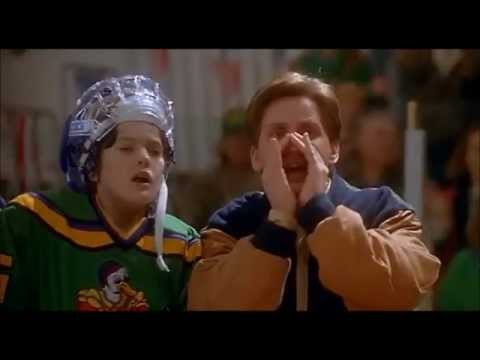 Nick Wize - The Mighty Ducks Visit The Anaheim Ducks