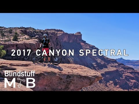 Thumbnail: Canyon Spectral Test Ride Review | Captain Ahab, Moab, UT