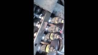 Szybkie czyszczenie wtryskiwaczy LPG regeneracja zaklejonych Hana quick cleaning injectors CNG LPG