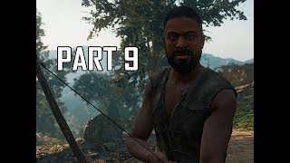 FAR CRY NEW DAWN Walkthrough Part 9 - The Chosen (Let's Play Gameplay Commentary)