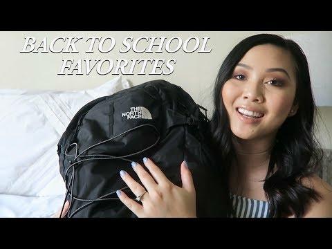 BACK TO SCHOOL FAVORITES   Mymy Tran