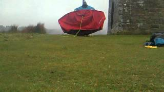 wild camping skelton tower yorkshire wild camping