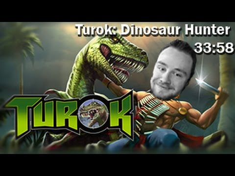 Turok 2: Seeds of Evil (PC) Remastered 2017 Gameplay!