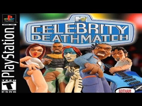 Download (PSX-PSP) Celebrity Death Match converted ...
