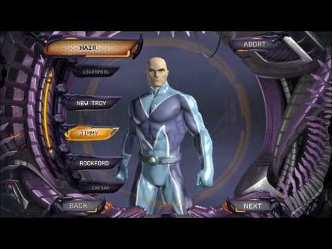 DC Universe Online X-Men : Angel