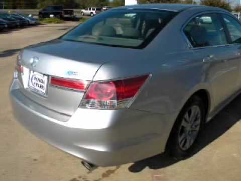 2011 Honda Accord   Paris TX