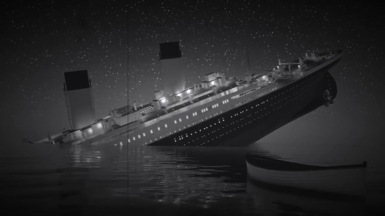 Titanic Honor And Glory 5 Custom Sinking Videos Youtube
