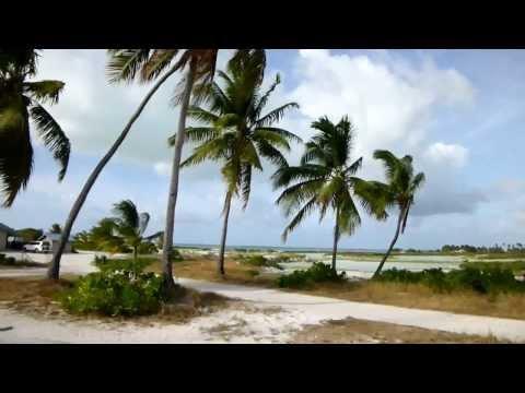Kiritimati island drive