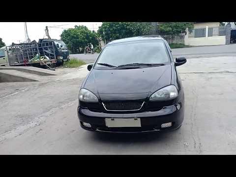 Chevrolet Vivant Sx2008 Số Tự Động Giá 175tr