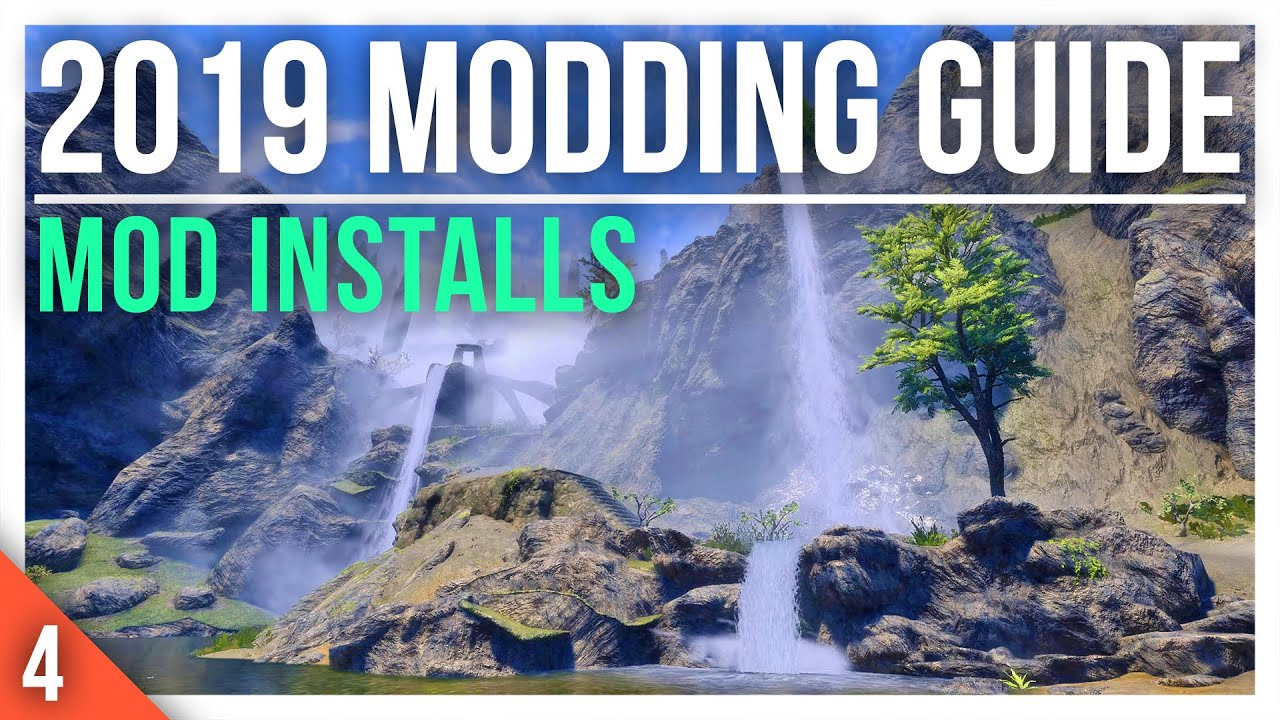 How to INSTALL Mods with MOD ORGANIZER 2   2019 Skyrim Special Edition  Modding Guide