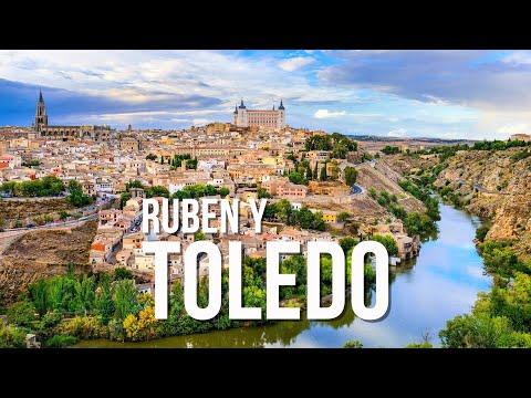 🇪🇸 Qué ver y hacer en TOLEDO, España ⚔️