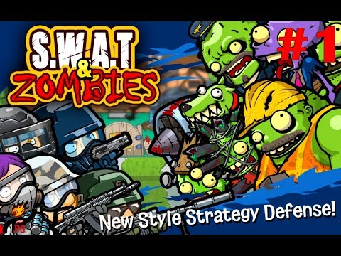 SWAT and Zombies Season 2 Walkthrough Part 1 (by Manodio Co., Ltd.) / Android Gameplay HD