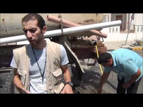 Islamic Relief carries out a rapid needs assessment in Tripoli