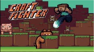 ч.02 Craft Fighter бой с кошкой