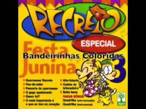 cd festa junina recreio /