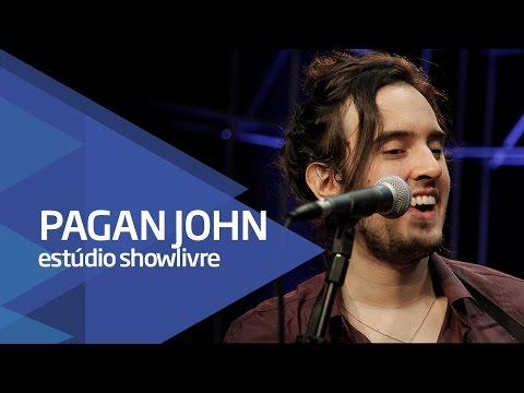 """""""Sina"""" - Pagan John No Estúdio Showlivre 2016"""