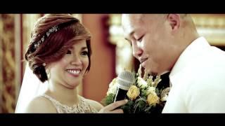 Marion & Kryz Wedding Highlights