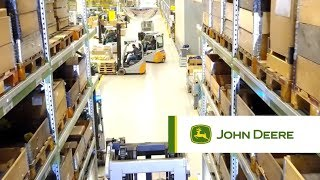 John Deere | Logistics - Langar Parts Warehouse