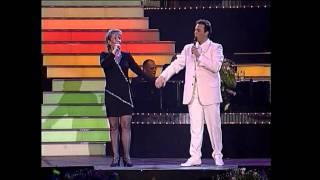 Frans Bauwer en Marianne Weber De Regenboog Ahoy 1998