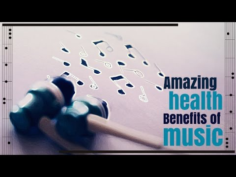 Amazing Health Benefits of Music
