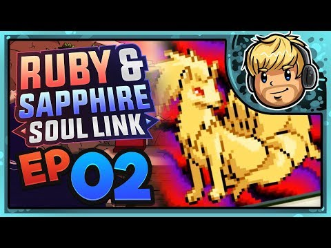 Where Is The Hidden Master Ball?! | Pokemon Ruby & Sapphire Soul Link - EP02