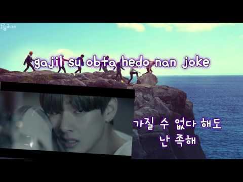 BTS (방탄소년단) - RUN (Karaoke/Instrumental)