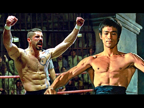 Bruce Lee VS Scott Adkins - Yuri Boyka Versus ENTER THE DRAGON!☯ Undisputed Martial Arts Fights