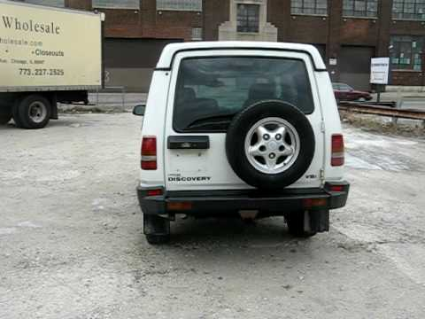 1998 land rover discovery for sale chicago youtube. Black Bedroom Furniture Sets. Home Design Ideas