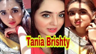 Tania Brishty Musically Part 1 | Bangladeshi Beautiful Actress Romantic TikTok | Haven Entertainment