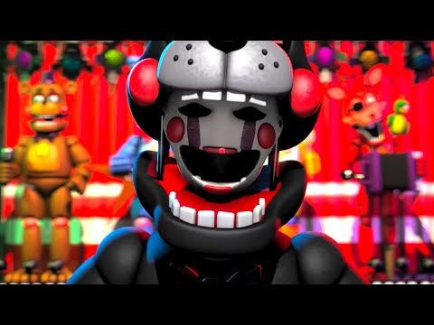 "FNAF SONG: ""Another Five Nights"" By JT Music (Animated Music Video)"