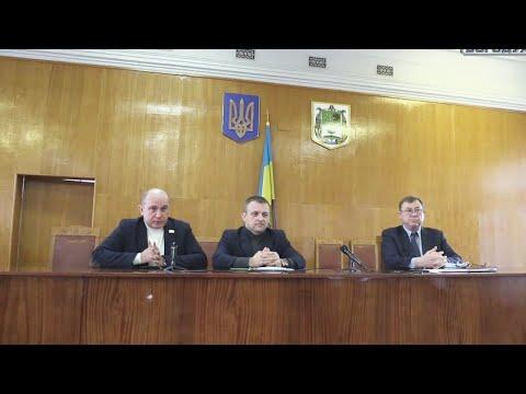 bogodukhov-city: Богодухов TV. Зустріч керівників району з колишніми очільниками громад (11.12.2020)