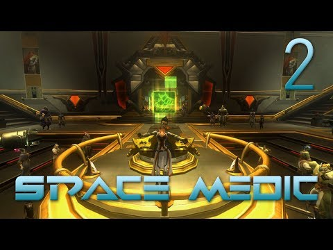 [2] Space Medic (Let's Play Wildstar [Medic/Soldier] w/ GaLm)