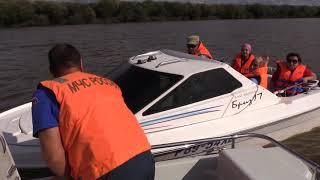 Инспекторы ГИМС продолжают профилактические рейды по безопасности на воде в Хабаровском крае