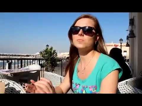 Анна с Украины. Work Emirates отзыв о компании, работе