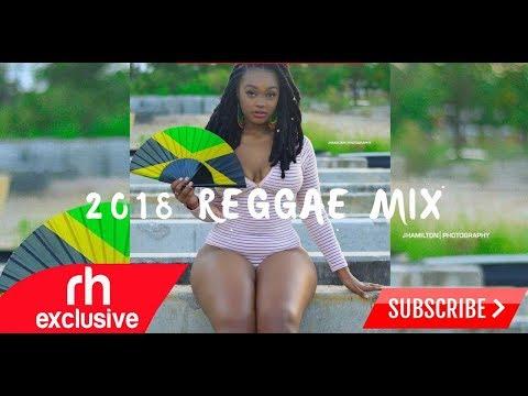 2018 NEW REGGAE ONE DROP MIX  - DJ JACK(RH EXCLUSIVE)