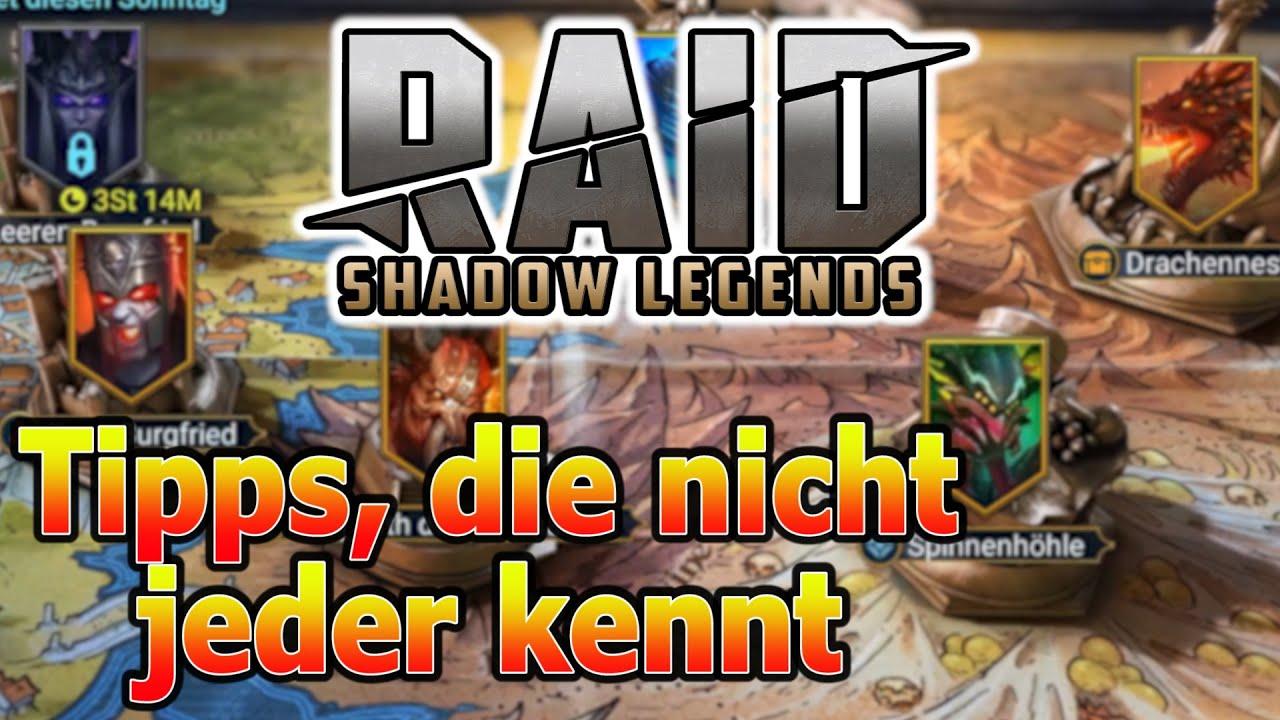 Raid Deutsch