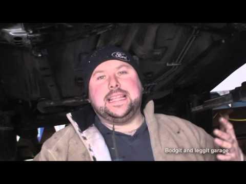 bodgit and leggit garage 2010 ford fiesta gearbox seal