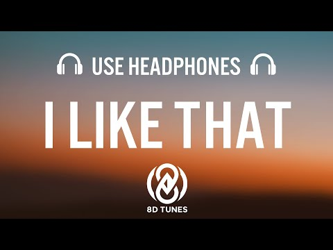 MAGNUS & Frizzy The Streetz - I Like That 8D AUDIO