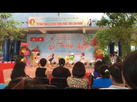 Chihuahua song - DongDa primary school