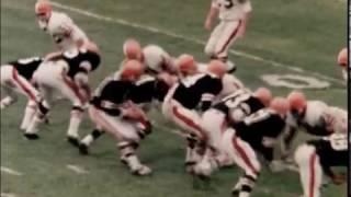 1970 Bengals at Browns Game 4