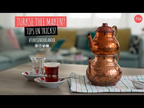 Turkse thee maken? Tips & Tricks!