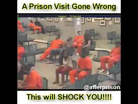 James Burlander - Watch This Simple Prison Visit Turn Down The Wrong Road