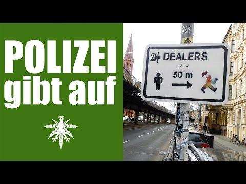 Polizei gibt Görlitzer Park auf   DHV News #98