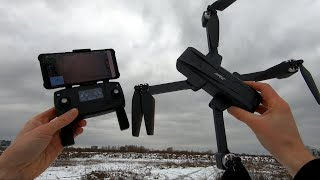 Квадрокоптер JJRC X11 ... Камера 2К, GPS и БК