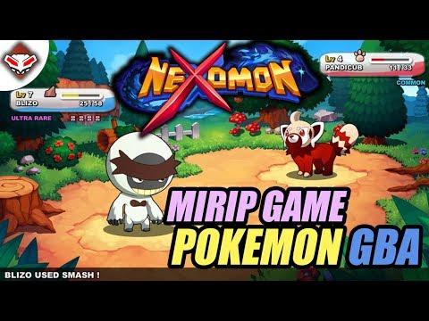 Mirip Pokemon GBA - Nexomon - Android Games Reviews