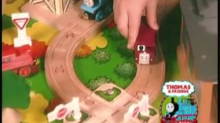 Thomas And Friends Wooden Railway   TV Advert