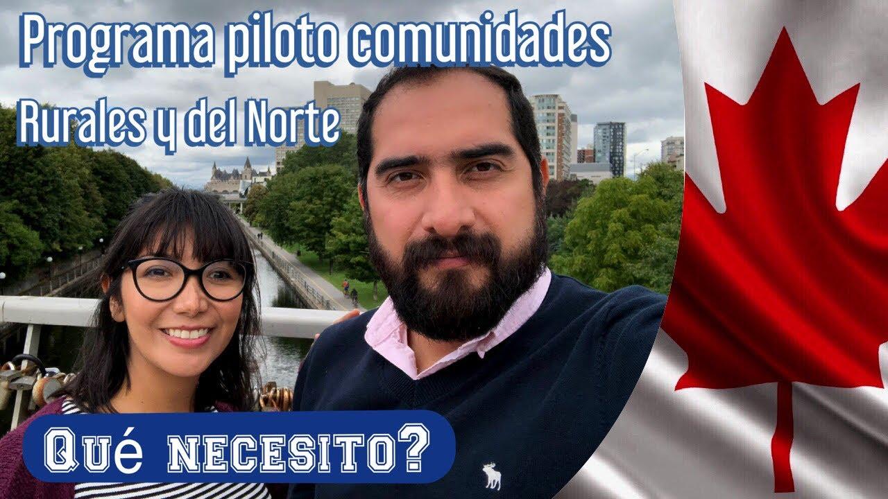 Programa Piloto De Inmigración Rural Y Del Norte Con Yves Martineau Youtube