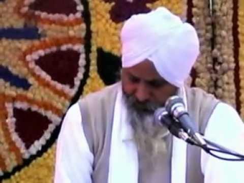 Sant Gurdeep Singh Ji (Khubia Nangal Wale)/Sakhi- Guru Gobind Singh Ji te Vishambhar Das- Part-3